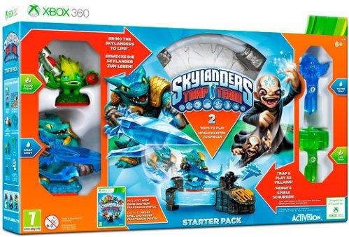 Skylanders: Trap Team til Xbox 360