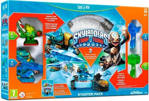 Skylanders: Trap Team til Wii U