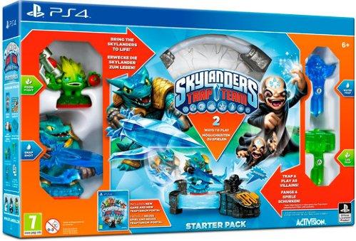 Skylanders: Trap Team til Playstation 4