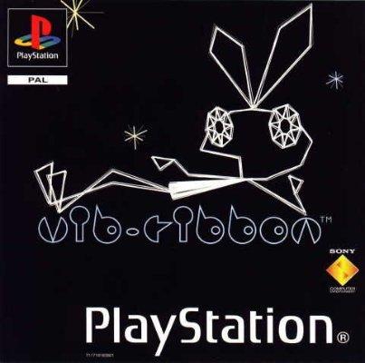 Vib Ribbon til Playstation Vita