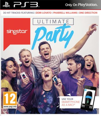Singstar: Ultimate Party til PlayStation 3