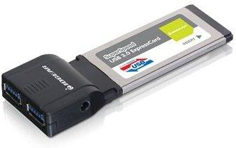 IOGEAR SuperSpeed USB 3.0 ExpressCard