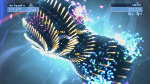 Geometry Wars 3: Dimensions til PlayStation 3