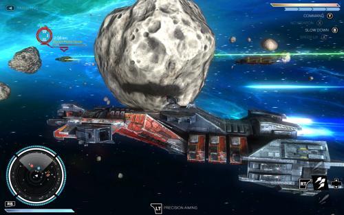 Rebel Galaxy til Xbox One
