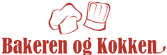 Bakerenogkokken logo