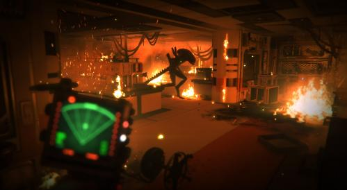 Alien Isolation: Corporate Lockdown til Playstation 4