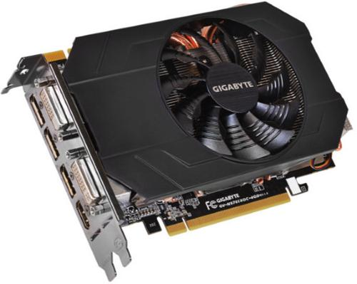 Gigabyte GeForce GTX 970  Mini