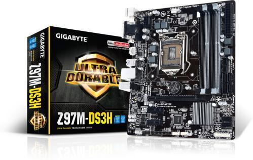 Gigabyte GA-Z97M-DS3H