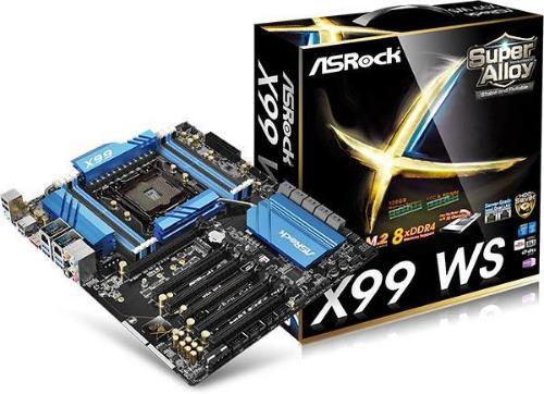 ASRock X99 WS
