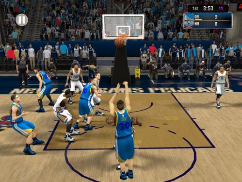 NBA 2K15 til Xbox 360