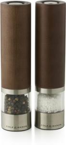 Cole & Mason Salt- og pepperkvern 20,5 cm