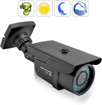 Dark Guard CCTV Video