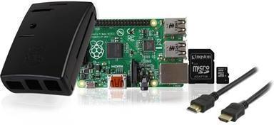 Raspberry Pi Model B+ Starter Kit