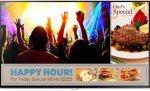 Samsung Public Display TV RM48D