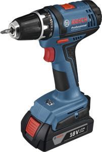 Bosch GSR18-2 LI (2x1,5Ah)