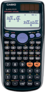Casio FX-85ES Plus