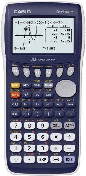 Casio FX-9750GII