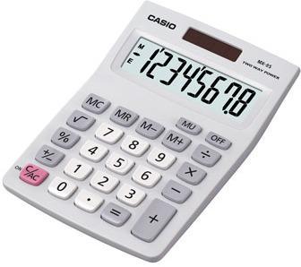 Casio MX-8S-WE