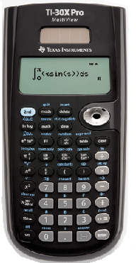 Texas Instruments TI-30X Pro MultiView