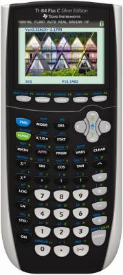 Texas Instruments TI-84 Plus C Silver Edition