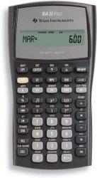 Texas Instruments TI-BA II Plus