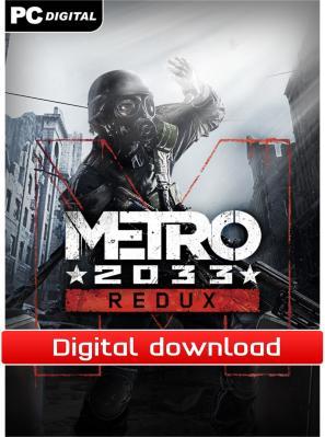 Metro 2033 Redux til PC