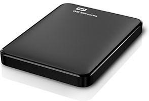 Western Digital Elements Portable 2TB