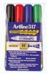 Artline Whiteboardpenn 517 Sett