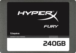 Kingston HyperX Fury 240GB SSD