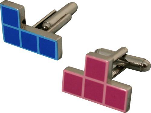 Gadget Tetris Mansjettknapper