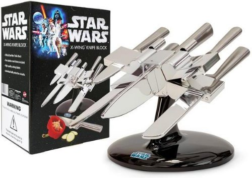 Star Wars X-Wing Knivstativ
