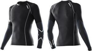 2XU Elite LS Compression Top (Dame)