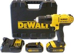 DeWalt DCD734C2-QW (2x1,3Ah)