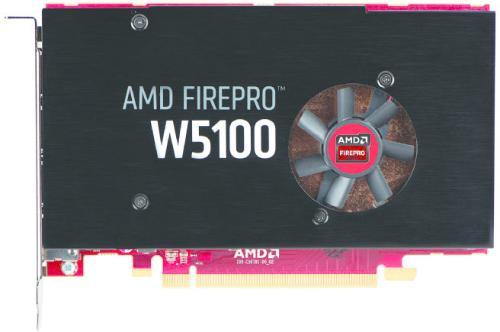 Sapphire AMD FirePro W5100 4GB