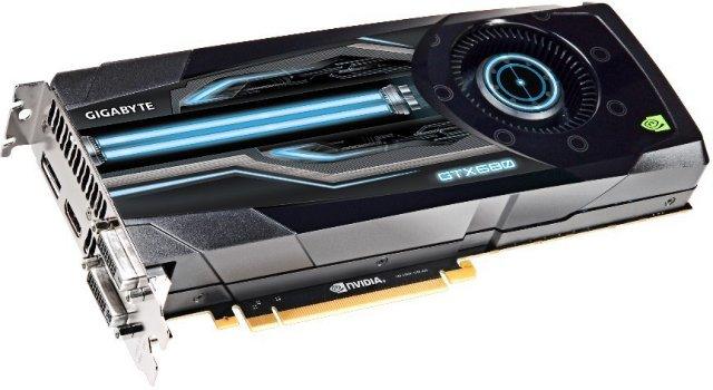 Nvidia GeForce GTX 680