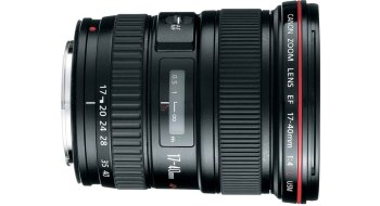 Test: Canon EF 17-40 f/4L USM