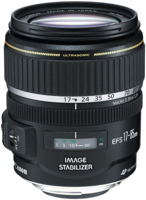 Canon EF-S 17-85 mm f/4-5,6 IS USM