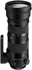 Sigma 150-600mm F5-6.3 DG S OS HSM for Canon