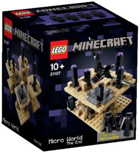 LEGO Minecraft The End
