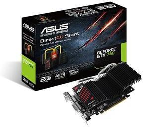 Asus GeForce GTX 750 Silent