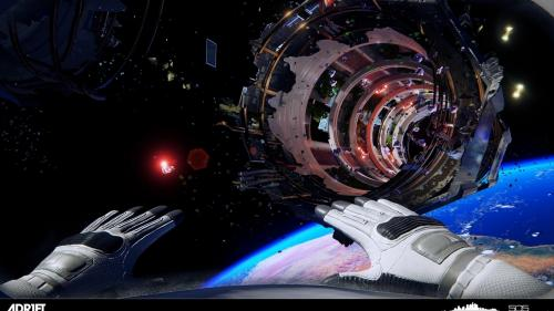 Adr1ft til Playstation 4