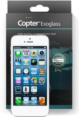 Copter Exoglass for iPhone 5