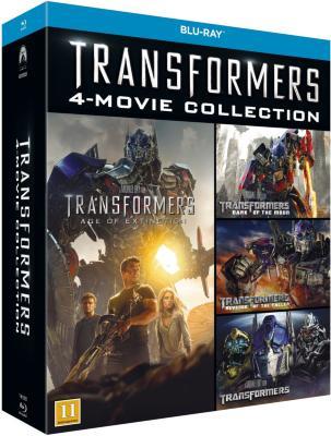 Transformers: samleboks 1-4