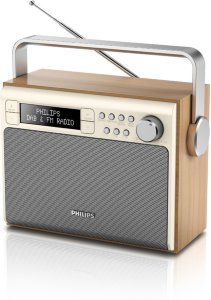 Philips AE5020 DAB-radio