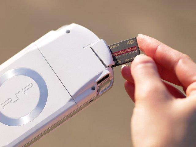 Sony PSP (Ceramic White)