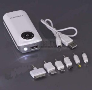 Powerbank 5600 mAh