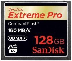SanDisk CF Extreme PRO 128GB