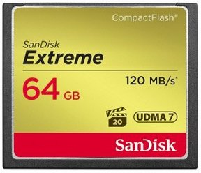 CF Extreme 64GB