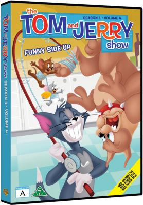 The Tom & Jerry Show: sesong 1, volum 4