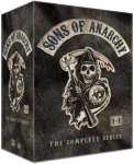 Sons of Anarchy samleboks Sesong 1-7